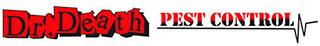 dr death pest control logo